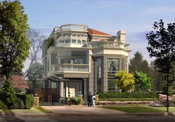 湖南農村兩層別墅帶堂屋設計圖展示