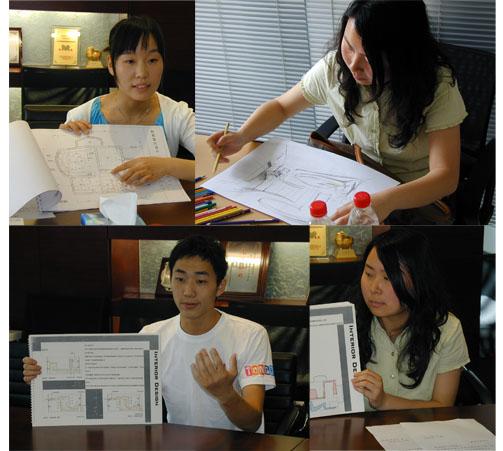 雅婷分获铜奖;上海同济大学的陈日川和郭霞获得最佳