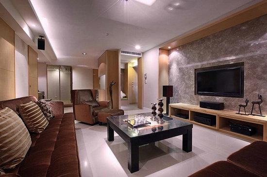 混搭三居室 美式风格精品设计